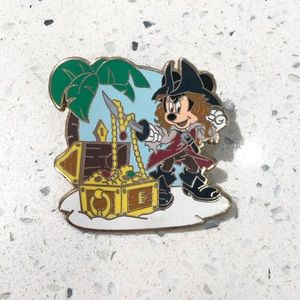 🐭 Disney Pin | Pirate Minnie Mouse | Pin Trading